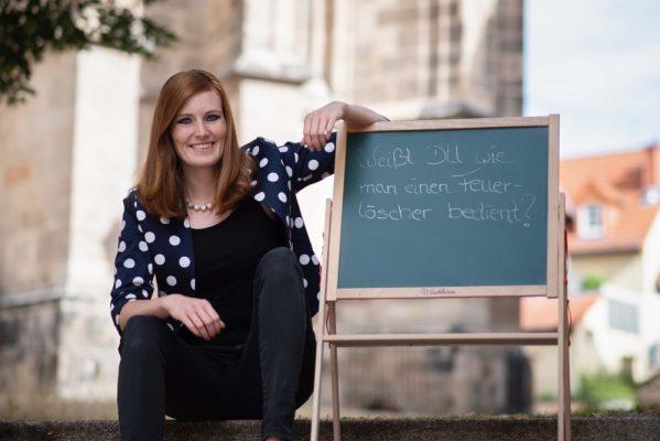 Jenn van Distel Human Reboot Schultafel